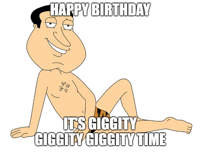 20th birthday meme american dad