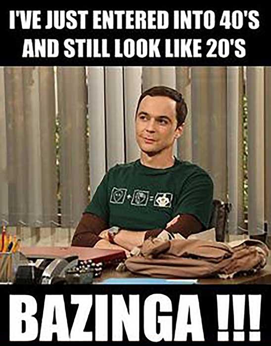 40th birthday meme for him