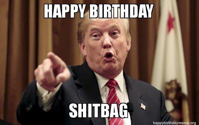 birthday meme trump funny