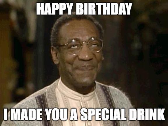 funny happy birthday meme for him