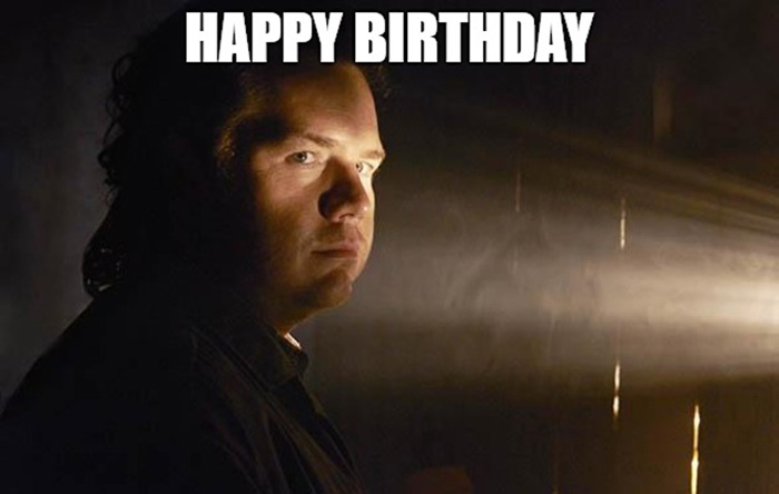 funny happy birthday meme walking dead