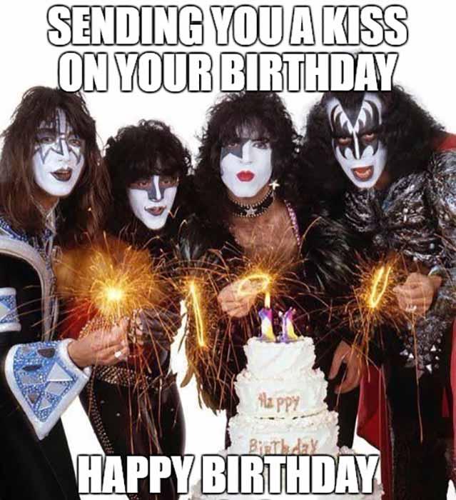 happy birthday cake meme