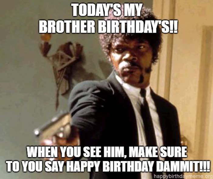 happy birthday meme pulp fiction