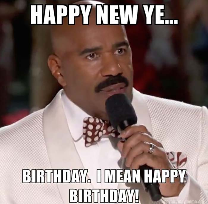 happy birthday meme steve harvey