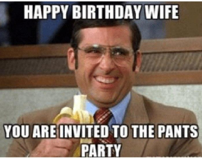 happy birthday wife meme the office