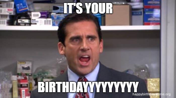it's your birthdayyy meme