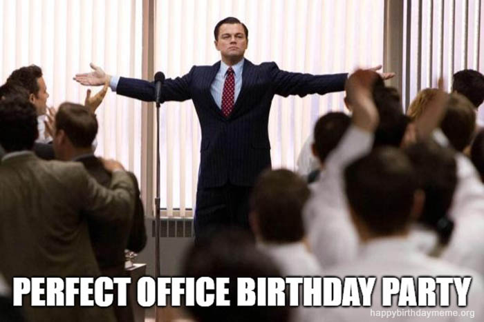 perfect birthday party meme