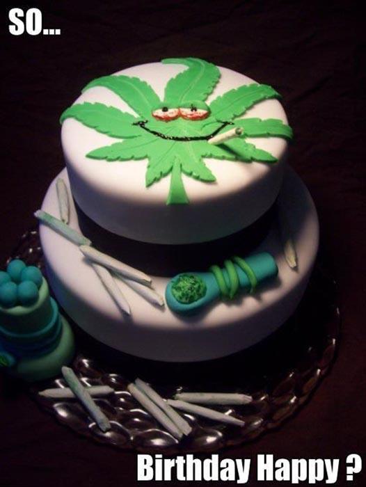 personalized birthday cake meme
