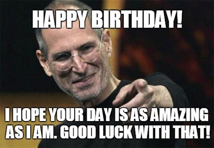 Happy-Birthday-meme for woman steve jobds