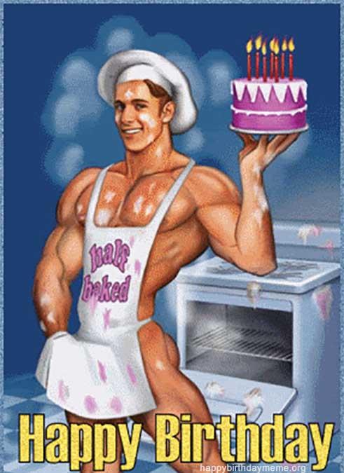 happy birthday gay memes