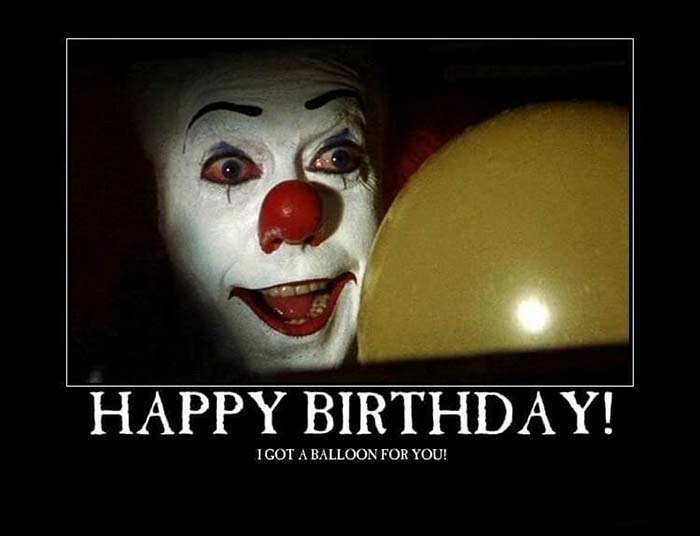 happy birthday i got a baloon for you