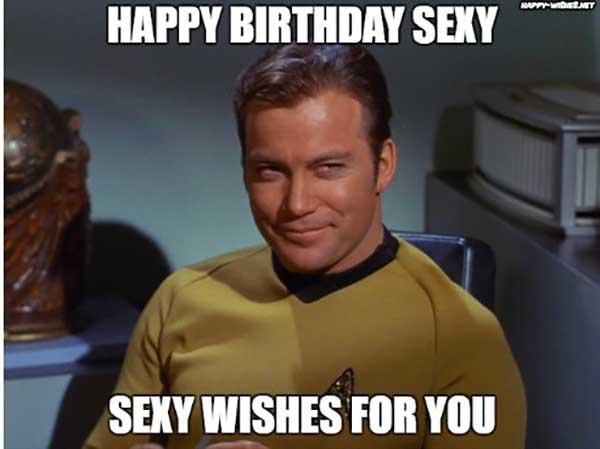 star trek birthday meme - sexy wishes for you