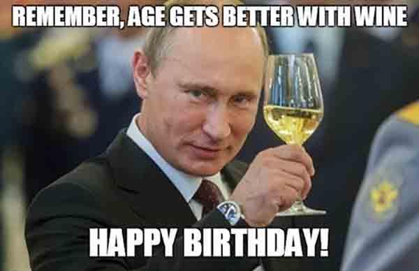 alcohol birthday memes for men