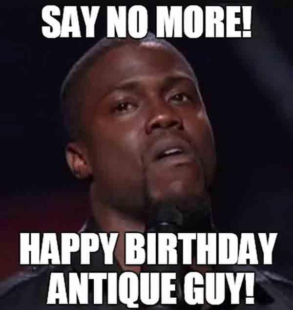 birthday memes for men