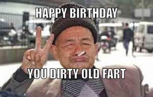 dirty birthday memes for men