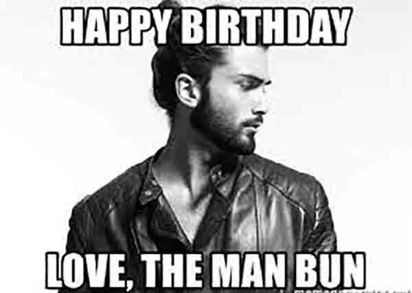 happy birthday love memes for men