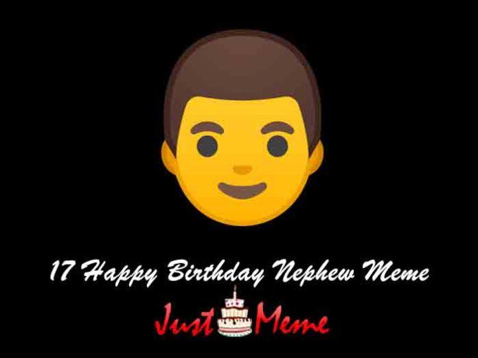 17 Happy Birthday Nephew Meme