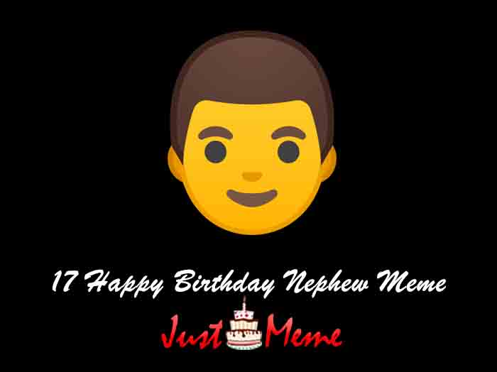 17 Funniest Happy Birthday Nephew Meme Just Meme