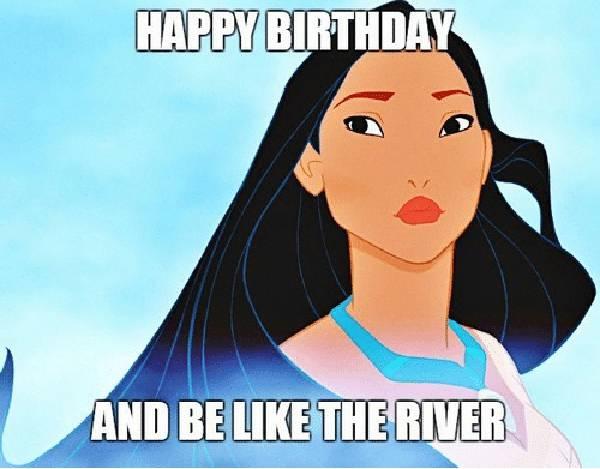 disney meme birthday
