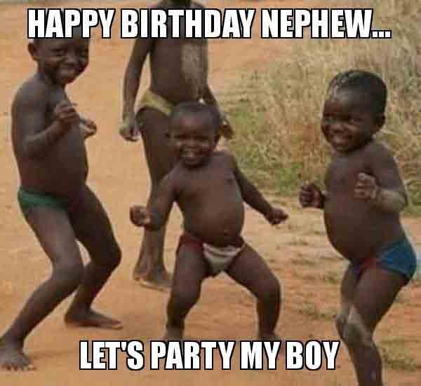 birthday memes for my nephew - 2happybirthday