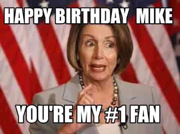 happy birthday mike funny meme