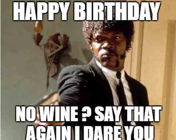 wine meme birthday