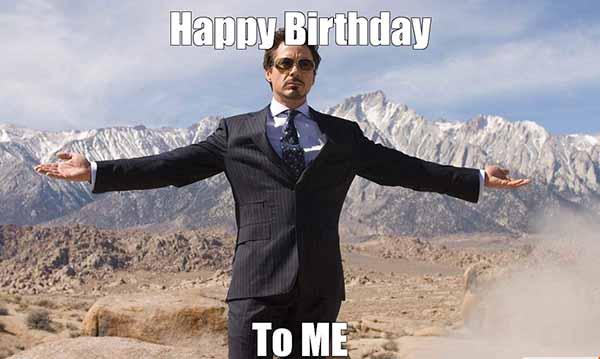 happy birthday to me meme funny